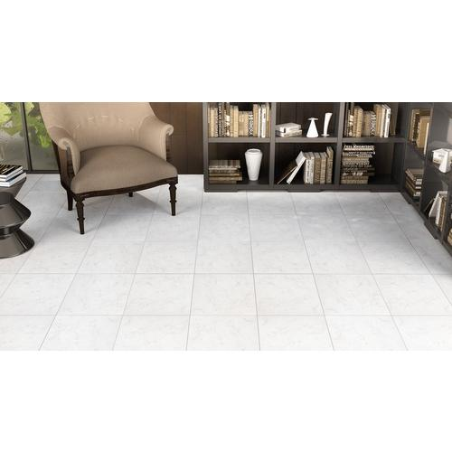 Cristal White High Gloss Ceramic Tile 12 X 12 100205400 Floor And Decor
