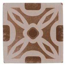 Barcelona Beige and Brown Ceramic Tile
