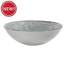 New! Lunar Eclipse Glass Sink
