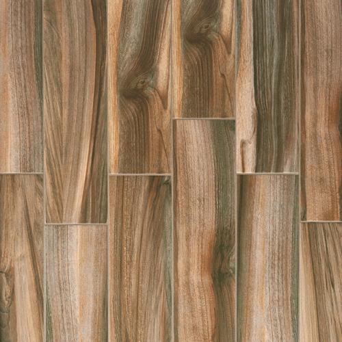 Marina Walnut Wood Plank Porcelain Tile - 6in. x 24in. - 100211069 | Floor  and Decor - Marina Walnut Wood Plank Porcelain Tile - 6in. X 24in. - 100211069