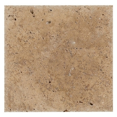 Antique Bari Brushed Travertine Tile