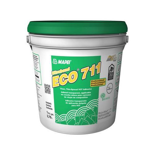 Mapei Ultrabond ECO 711 Premium Clear Vinyl Adhesive - 1gal