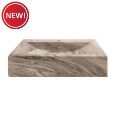 New! Golden Valley Marble Sink