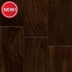 New! Acacia Tobacco Barn Solid Hardwood