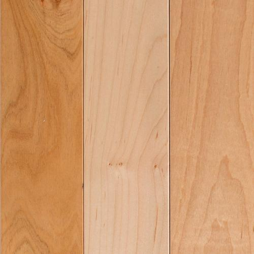 Natural Maple Smooth Solid Hardwood 34in X 3in 100216886