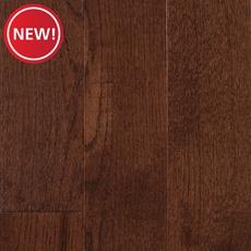 New! Autumn Oak Solid Hardwood