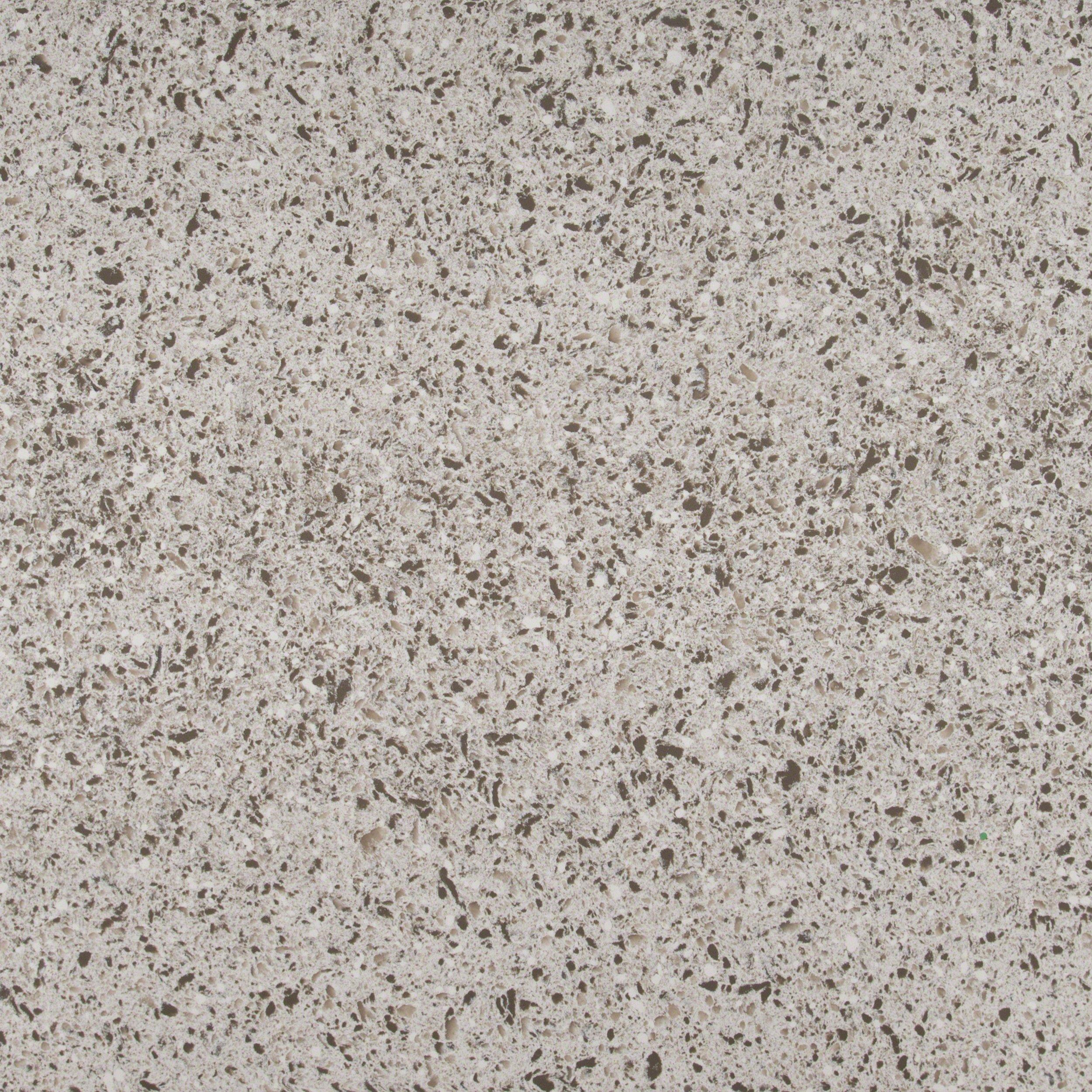 Ready To Install Cascade White Quartz Slab Includes Backsplash   112in. X  26in.   100220961 | Floor And Decor