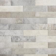 Stone Silver Porcelain Tile