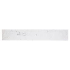 Carrara White Marble Threshold