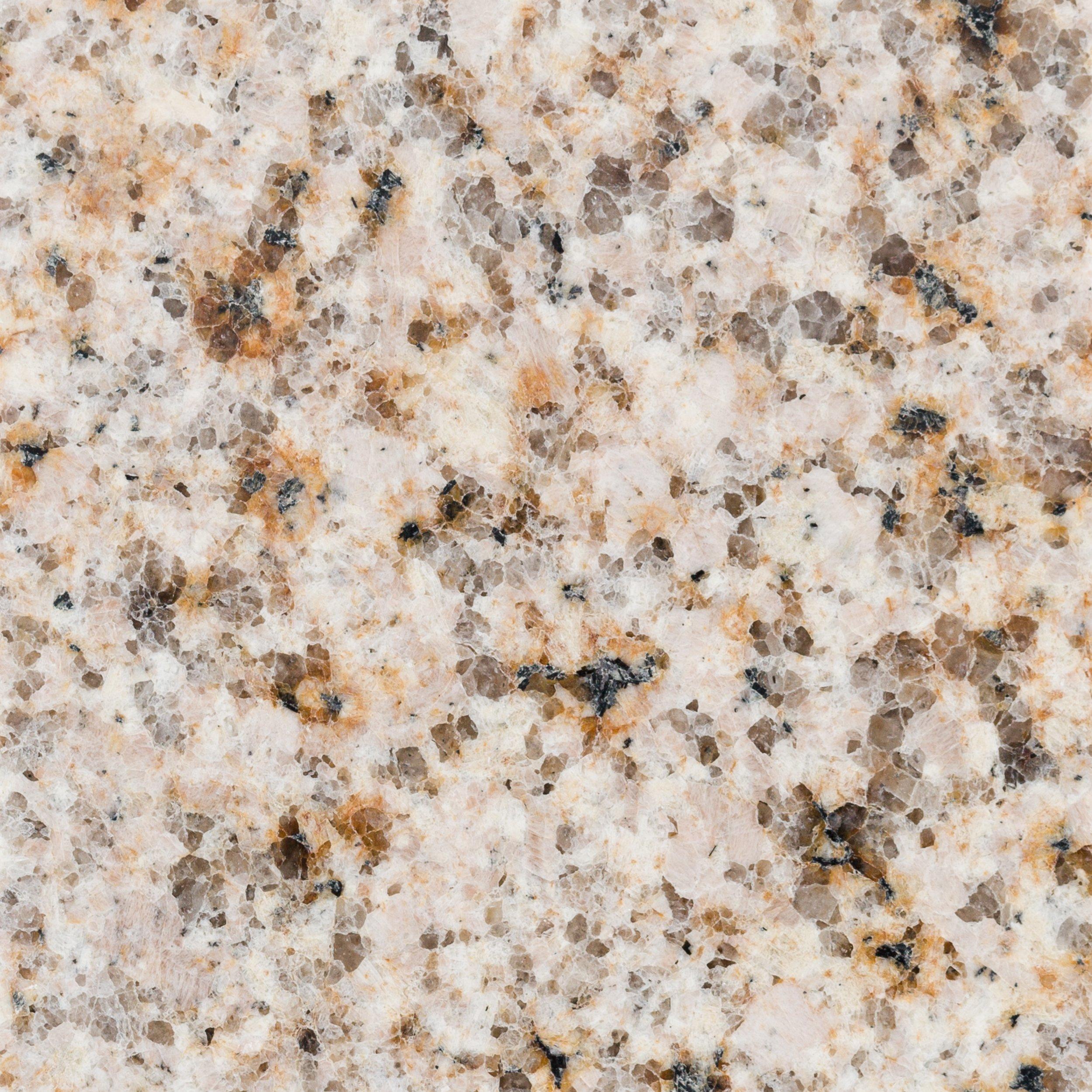 Gentil Ready To Install Giallo Fantasia Granite Slab Includes Backsplash