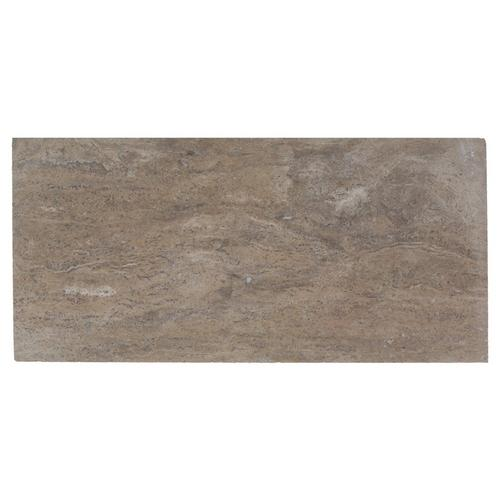 Cashmere Silver Vein Cut Honed Filled Travertine Tile 12 X 24