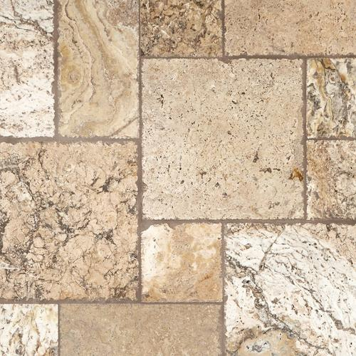 Travertine Tile Pictures lava onyx brushed travertine tile - 16in. x 24in. - 100230630