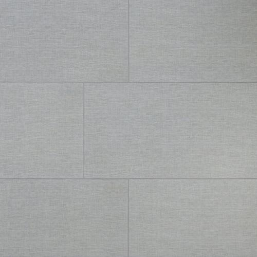 Oxford Linen Ice Porcelain Tile - 12 x 24 - 100235829 | Floor and Decor