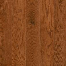 Auburn Oak Smooth Solid Hardwood