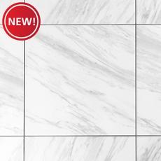New! Volakas Plus Polished Porcelain Tile