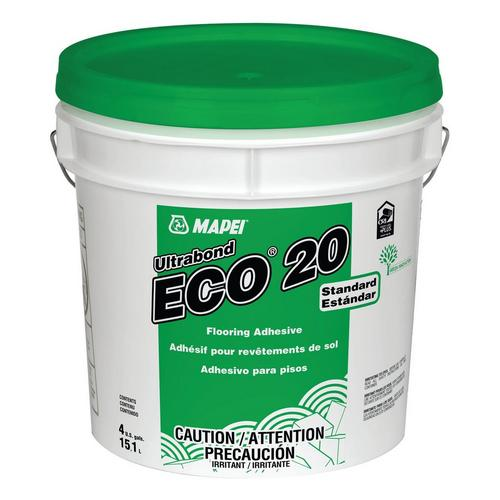 Mapei Ultrabond ECO 20 Standard Cork Adhesive - 4gal