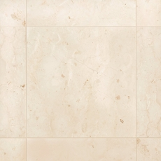 Tuscany Cream Semi-Polished Marble Tile