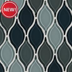 New! Moondrop Glass Mosaic