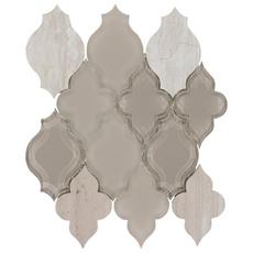 Paloma Lantern Glass Mosaic