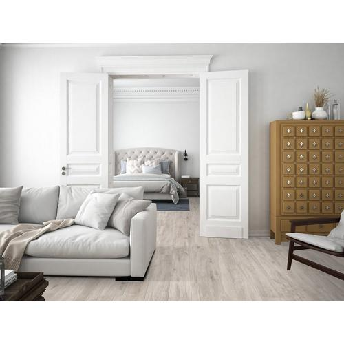 ... Wood Plank Porcelain Tile. Click to zoom - Savannah White Wood Plank Porcelain Tile - 8in. X 48in