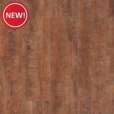 New! Quartersawn Oak Wood Plank Ceramic Tile