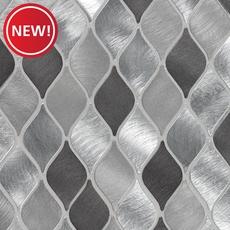 New! Naxos Lantern Aluminum Metal Mosaic