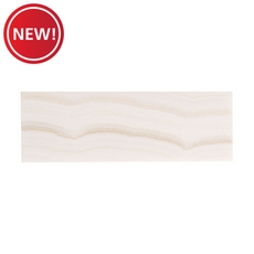 New! White River Onyx Marble Tile