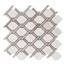 Valentino Lattice Marble Mosaic