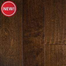 New! Walnut Birch Hand Scraped Engineered Hardwood