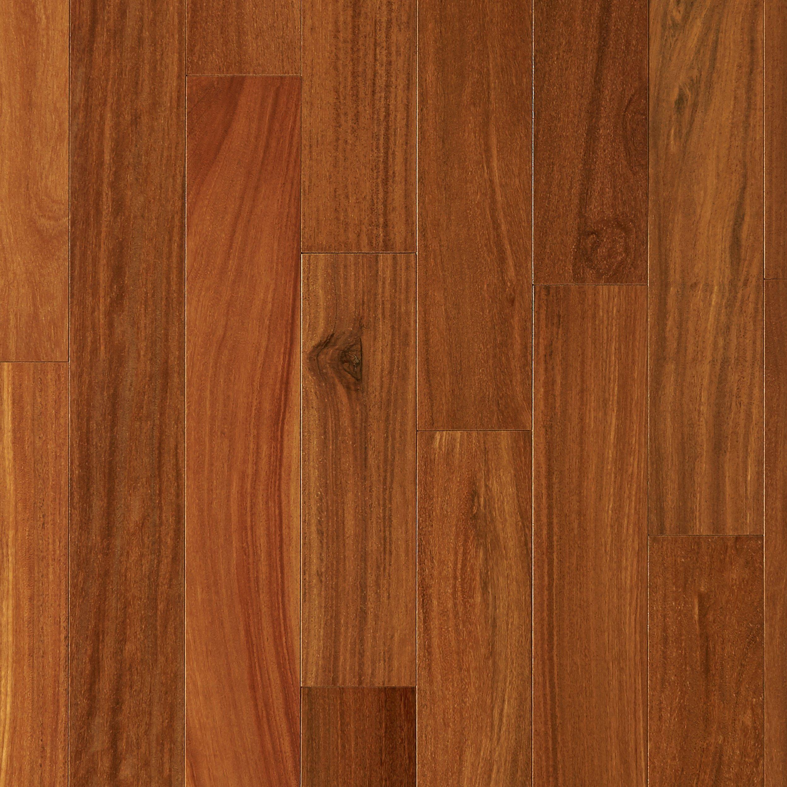 High Quality Cumaru Brazilian Teak Smooth Locking Engineered Hardwood