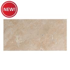 New! Cote D Azur Honed Travertine Tile