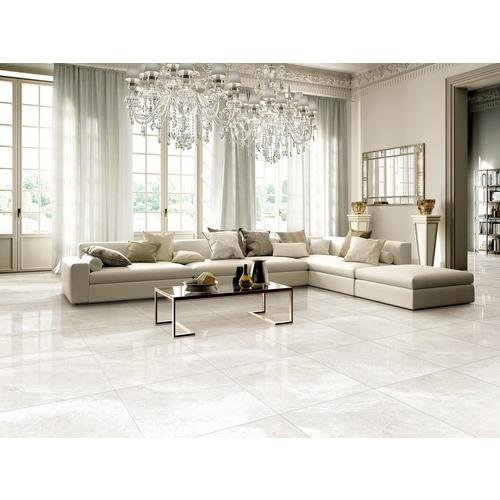 Kodiak White Porcelain Tile 24 X 24 100250489 Floor And Decor