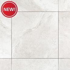 New! Kodiak White Porcelain Tile