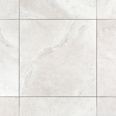 Kodiak White Porcelain Tile