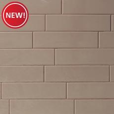 New! Putty Ceramic Tile