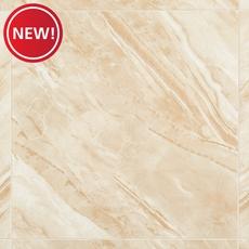 New! Ashlar Creek Beige Polished Porcelain Tile