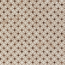 Impero Reale Flower Marble Mosaic