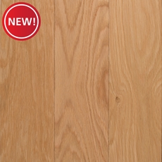 New! Natural Oak Engineered Hardwood