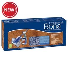 New! Bona Natural Oil Floor Cleaner Kit