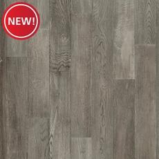 New! Mirren Gray Oak Solid Hardwood