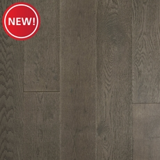 New! White Gray Oak Hand Scraped Wire Brushed Engineered Hardwood