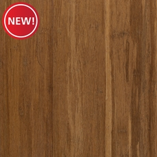 New! Eco Forest Water Resistant Carbonized Engineered Bamboo