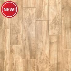 New! Prospect Ridge Wood Plank Porcelain Tile