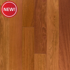 New! Natural Brazilian Cherry Smooth Solid Hardwood
