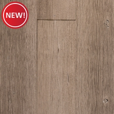 New! Pebble Gray Pine Peel and Stick Wall Wood Plank