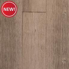 New! Pebble Gray Pine Wire Brushed Engineered Hardwood Wall Panel