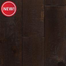 New! Acacia Rustic Hand Scraped Solid Hardwood