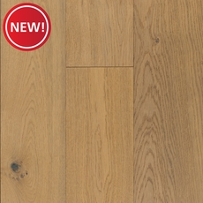 New! Shae Tan Oak Wire Brushed Engineered Hardwood