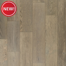 New! Flint Oak Wire Brushed Engineered Hardwood