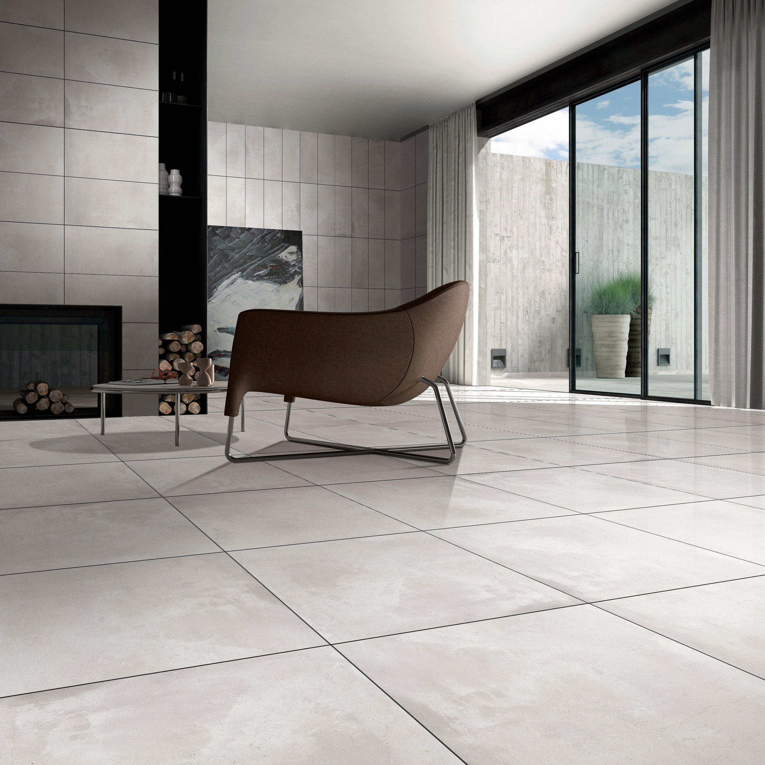 Charmant ... Lunar White Ceramic Tile. Click To Zoom